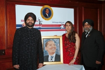 Sikh Inaugural Ball